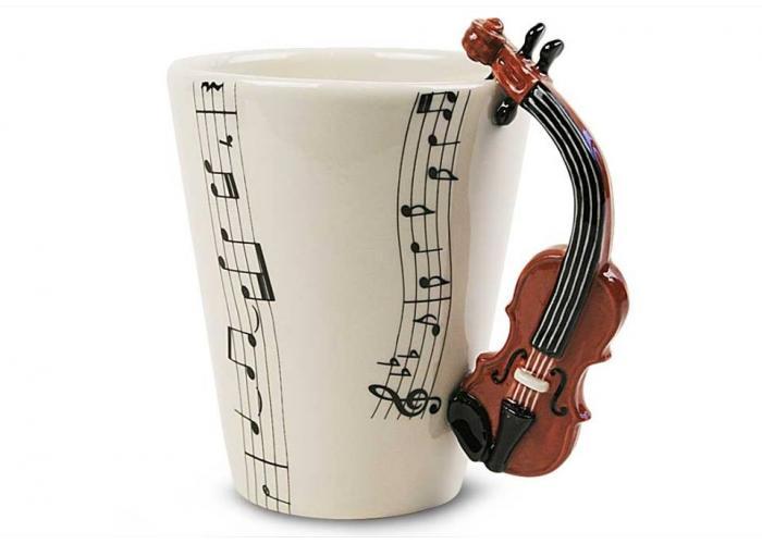 taza violin