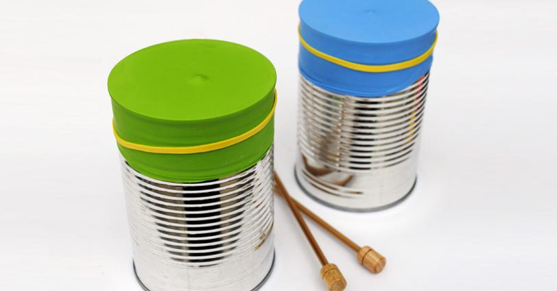 Instrumentos Caseros Para Niños Quetescuchen